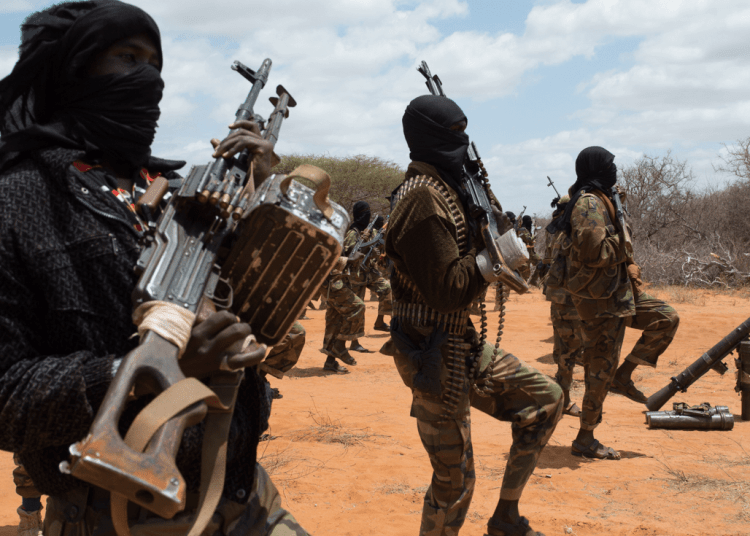 One of the bases of the Al-Shabaab terrorists in southern Somalia. Photo: allafrica.com