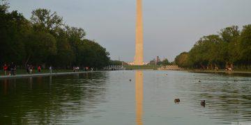 Washington Monument in the U.S. capital. Photo: Marita Pérez Díaz.