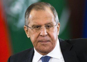 Sergey Lavrov. Photo: Pavel Golovkin / AP.