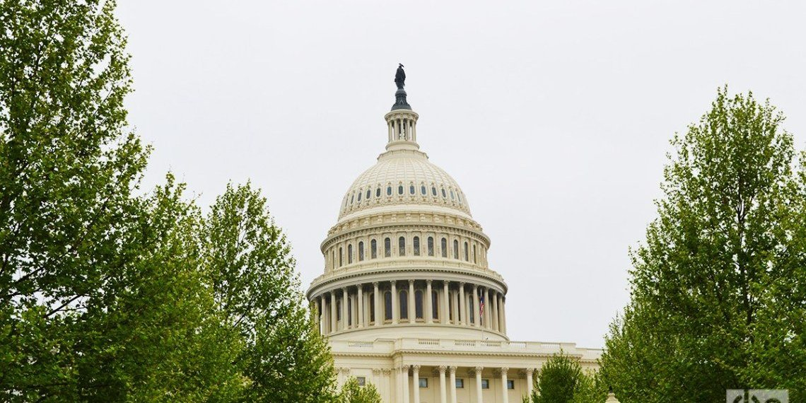 The Capitol is the seat of both houses of the United States Congress. Photo: Marita Pérez Díaz.