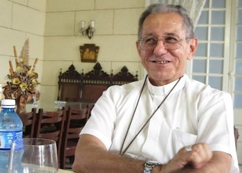 Monsignor Juan de la Caridad García Rodríguez. Photo: es.zenit.org.
