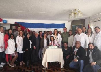 Cuban doctors in Bolivia. Photo: misiones.minrex.gob.cu