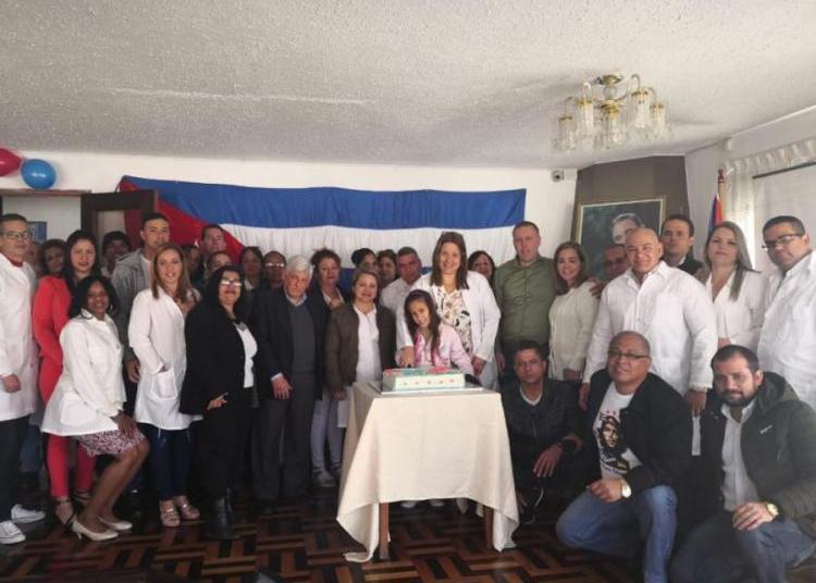 Cuban doctors in Bolivia. Photo: misiones.minrex.gob.cu
