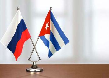 Russia expresses its full support for Cuba. Photo: Taken from Prensa Latina.