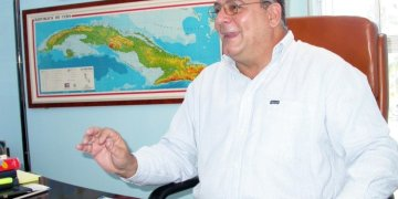 José Miguel Díaz Escrich, commodore of the Marina Hemingway yacht club in Havana. Photo: yachtsinternational.com