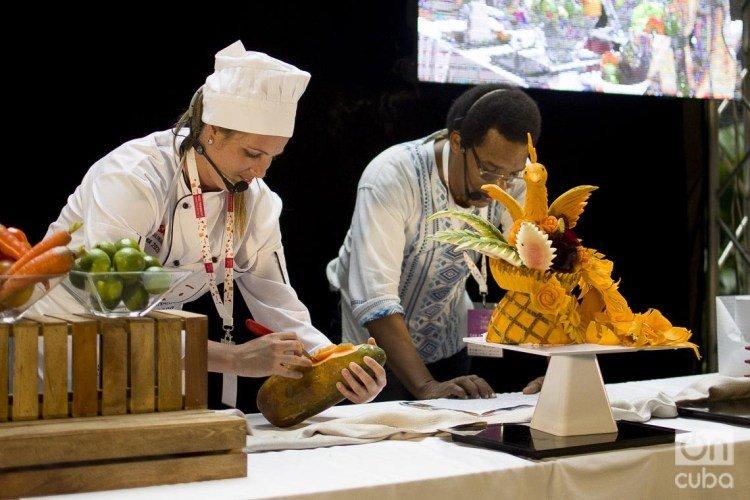 2nd Cuba Sabe Culinary Workshop. Photo: Otmaro Rodríguez.