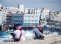 Havana's Malecón seawall. Photo: Kaloian.