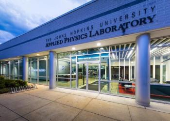 The Johns Hopkins University Applied Physics Laboratory, Maryland. Photo: The Business Journal.