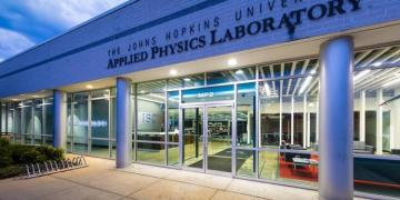 The Johns Hopkins University Applied Physics Laboratory, Maryland. Photo: The Business Journal.