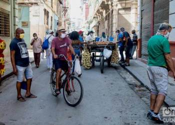 Cuba has processed a total of 75,142 tests, of which 1,830 have been positive. The death toll is 79. Photo: Otmaro Rodríguez.