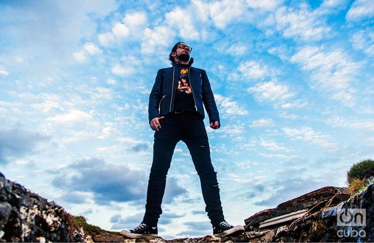 Joseph Ros. Foto: Claudio Pelaez Sordo.