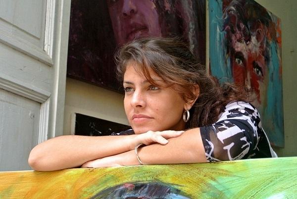 Lisandra Padrón. Foto: Cortesía de la artista.