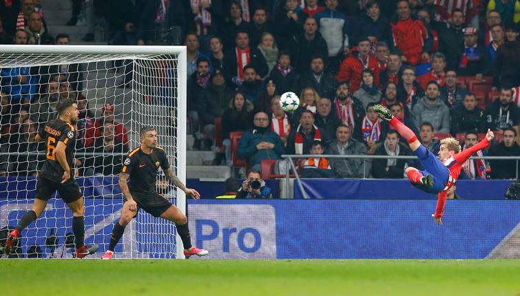 Los goles y la calidad técnica de Griezmann lo hacen muy apetecible para el Barcelona. Foto: Paul White / AP.