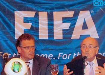 Joseph Blatter en Conferencia de Prensa