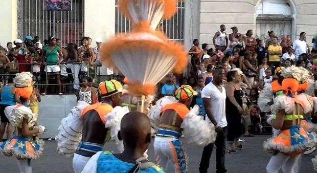 Carnavales en La Habana