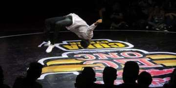 Competencia Red Bull BC One Cypher