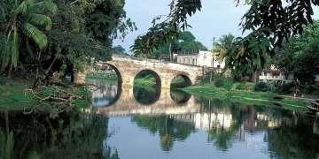 Puente del Río Yayabo en Sancti Spíritus