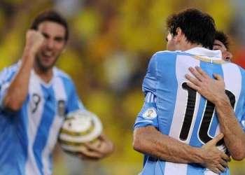 Argentina en el Mundial de Fútbol