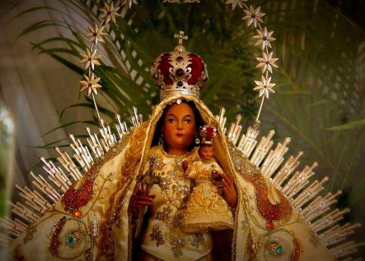 Virgen de la Caridad del Cobre - Cuba. Foto: Rolando Pujols