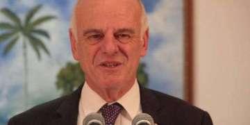 David Navarro, enviado especial para el Ébola del Secretario General de la ONU Ban Ki Moon