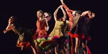 """""""Asuka"""", Ballet Hispánico de Nueva York / Foto: Yailín Alfaro."""
