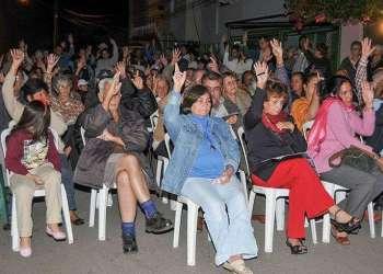 Los espacios de participación ciudadana se han convertido en una empresa formal por lo que muchos no confían / Foto: Raquel Pérez.