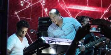 Buena Fe en concierto / Foto: Roberto Ruiz