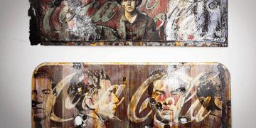 Coca Cola Galiano, de Kadir López, se vendió hace un año por 45 mil dólares al actor estadounidense Will Smith