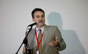 Gustavo Machin, Assistant Director for the U.S. at the Cuban Foreign Ministry
