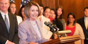 Nancy Pelosi, Líder de la Minoría en la Cámara de Representantes