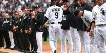 Chicago White Sox rindió homenaje a Minnie Minoso y Alexei Ramírez fue protagonista al llevar el mítico número 9