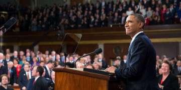 """Barack Obama: """"Y este año, el Congreso debería iniciar el trabajo de poner fin al embargo"""" (SOTU, enero 2015)"""
