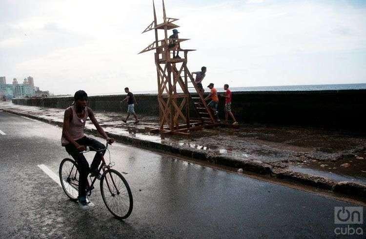 Salvación, de Duvier del Diago. Bienal de La Habana 2015.