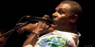El Canario regaló su música en La Tropical de La Habana. Foto: Roberto Ruiz