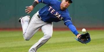 Leonys fue elegido como el mejor brazo en los jardines en la MLB en 2015 / Foto: www.chicagonow.com
