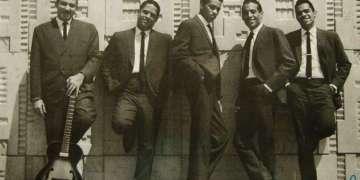 De izquierda a derecha Galbán, Miguelito, El Chino, Kike e Ignacio