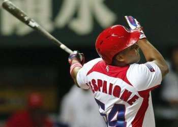 Despaigne seguirá mostrando su poder ofensivo en Japón. Foto: ESPN.