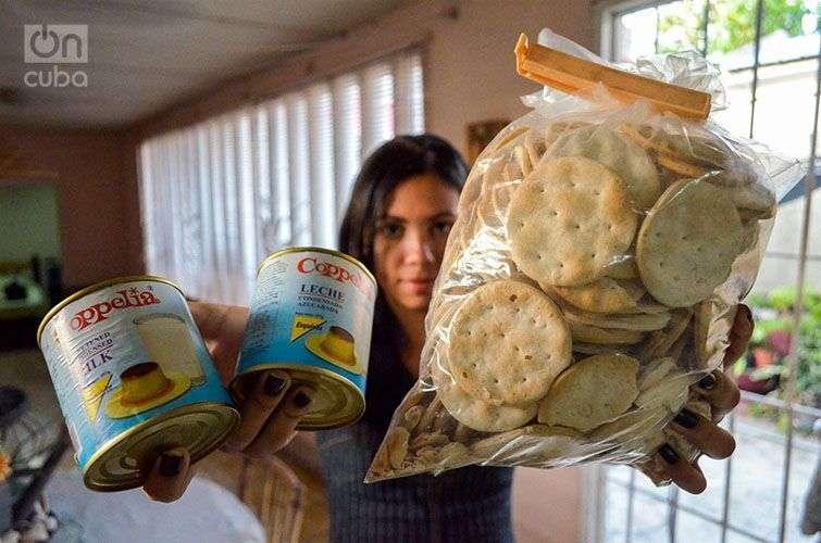 Cada uno reserva provisiones para por si acaso. Foto: José Roberto Loo Vázquez