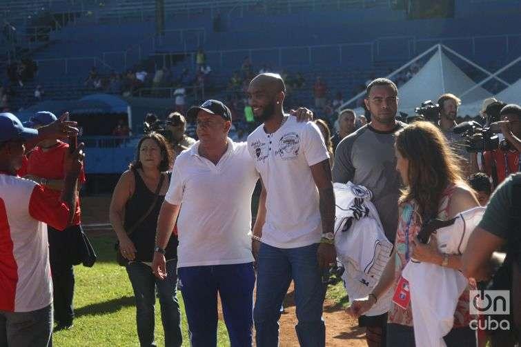 MLB en Cuba