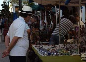 Turistas en Cuba. Foto: Yandy Santana / Archivo.