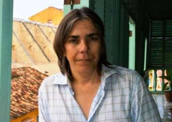 Ramsés Morales, caricaturista.