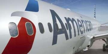 Avión de la aerolínea American Airlines, una de las afectadas por la medida del gobierno de Estados Unidos. Foto: AP / Archivo