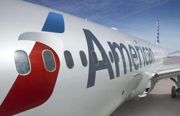 Avión de la aerolínea American Airlines. Foto: AP / Archivo.