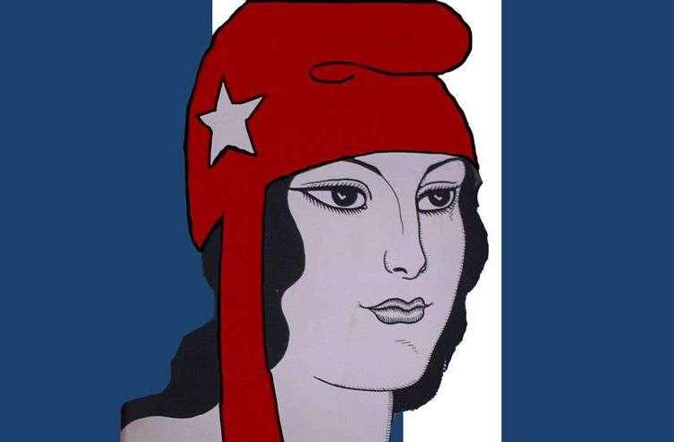 Ilustración: Variación de un original de Conrado W. Massaguer. Tomado de: alegoríacubana.blogspot.com