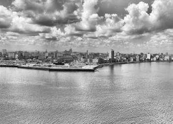 Bahía de La Habana.