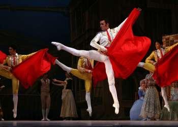 "Ballet ""Don Quijote"". Foto: TribunaCultural."