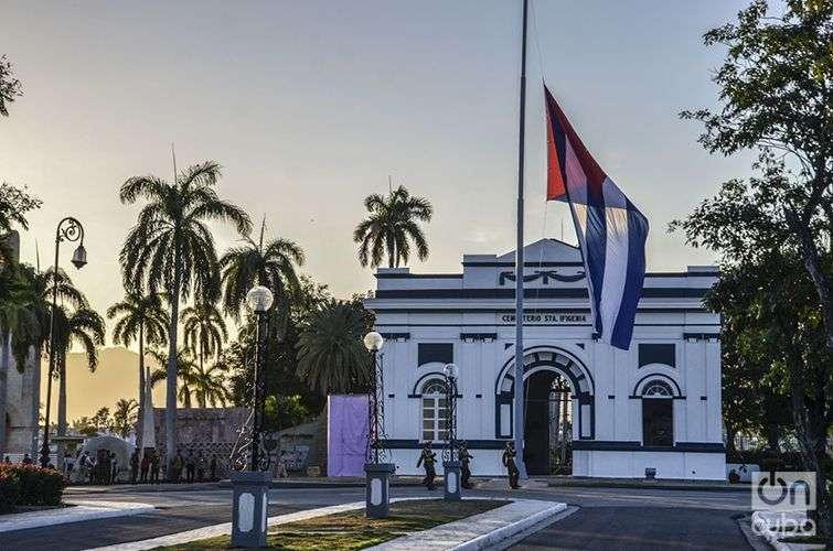 Cementerio de Santa Ifigenia, Santiago de Cuba. Foto: Kaloian.