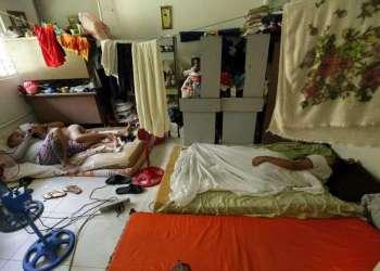 Migrantes cubanos en Panamá. Foto: EFE / Archivo.