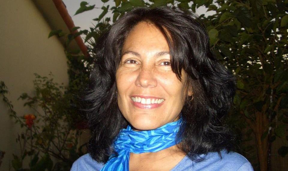 Lilia Aurora Machado: Foto; Tomada de su Facebook.