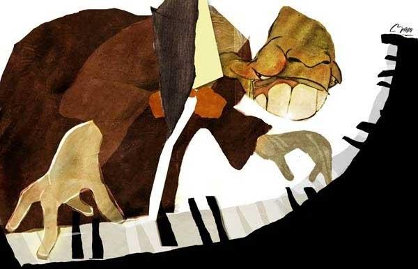 Bebo Valdés. Ilustración: Amazonaws.